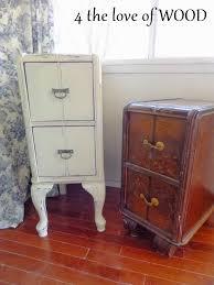 1930 u0027s vanity turned into french nightstands nightstands