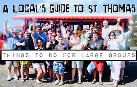 a local s guide to st things to do for large groups