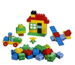lego duplo building set 71 pieces 5506 toys