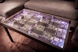 motherboard coffee table imgur