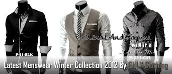 apart fashion menswear winter collection 2012 by only clothing men
