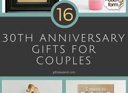 30th anniversary gift wedding 40th wedding anniversary gift ideas relieve personalized