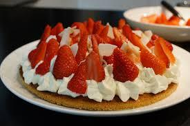 tarte au citron meringuée hervé cuisine maxi sablé au citron façon tarte aux fraises