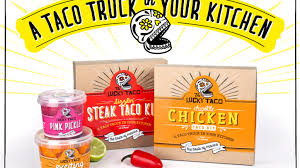 Lucky Home A Taco Truck In Your Kitchen By The Lucky Taco U2014 Kickstarter