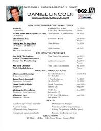 dancer resume template dance resume examples dance resume can be