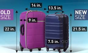 american airlines luggage size travelers might need to go shopping after new airline carry on