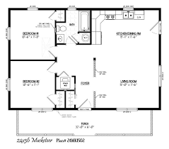 Two Bedroom House Plans by 24x48 Two Bedroom Floor Plan Google Search Ideas For The House