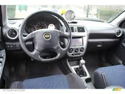 black interior 2002 subaru impreza wrx sedan photo 59740657