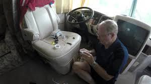 rv air parking brake valve fix youtube