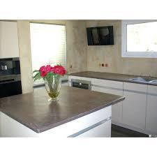 prix béton ciré plan de travail cuisine beton cire pour plan de travail cuisine kit bacton cirac cuisine