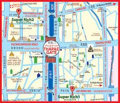 Hmong Map Super Rich Money Exchange Chiang Mai