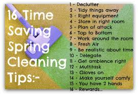 spring cleaning tips cleaning tips 16 time saving spring cleaning tips its all in the