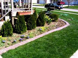 photo gallery of the garden edging ideas for flower beds how to