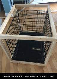 dog crate dog crate cover puppies pinterest crate diy dog crate cover heather s handmade life kutya pinterest