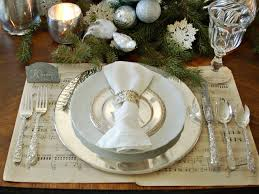 Gold Table Setting by Glam Metallic Table Accessories Perfect For Your Holiday Parties