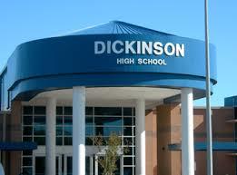 dickinson high school yearbook dickinson high school