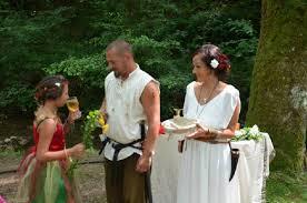 mariage celtique mariage celtique en forêt 64 aquitaine
