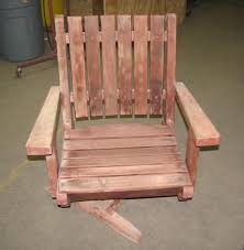 Vintage Redwood Patio Furniture - redwood patio furniture style home and garden decor redwood