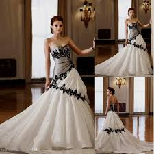 corset wedding dress wedding dresses black lace appliques with chagne inside