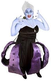 ursula costume sea witch octopus costume clothing