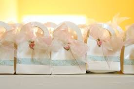 bridal luncheon favors bridesmaids luncheon ideas