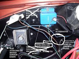 msd ignition and voltage regulator mopar forums