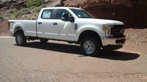 Ford Diesel Light Truck - ford f250 crew cab 4x4 white long bed diesel