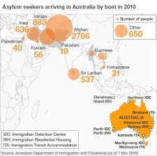 christmas island shipwreck kills asylum seekers bbc news