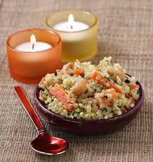 comment cuisiner le quinoa recettes quinoa aux carottes et cumin les meilleures recettes de cuisine d