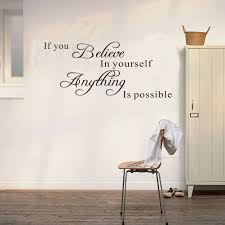 believe home decor online shop home garden home decor if you believe in yourself