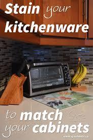 staining kitchen accessories madness u0026 method