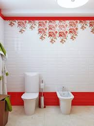 Yellow And Pink Bathroom Colorful Bathroom Ideas In Yellow And Pink Bathroom Color Jpg
