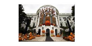 halloween at the white house the atlantic