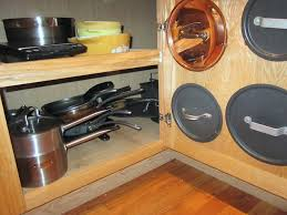 Cabinet Door Pot Lid Organizer 10 Creative Ways To Store Items And Make More Living Space