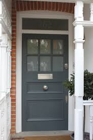 1930s Home Decorating Ideas by Decorating Wonderful Brown Wooden Front Entry Door With Silver