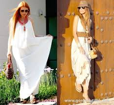 style ideas spending summer days with a casual maxi dress