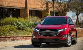 2018 chevrolet equinox in depth model review car and driver