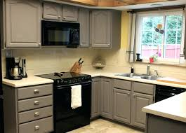 rustic white painted kitchen cabinets distressed milk paint