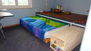 chambre estrade fabriquer un lit avec chambre estrade ikea avec diy fabriquer un lit