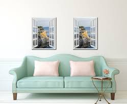 home decor collections monterey beach view picture window wall art home decor gift ideas