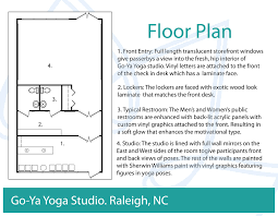yoga studio floor plan grace design ashley grace rummage