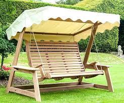 garden swing bench canopy u2013 gemeaux me