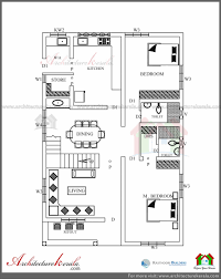 architecture kerala simple elevation house plan in below 2500 sq