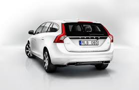 volvo electric car volvo cites strong sales of v60 plugin hybrid automotiveit