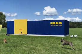 ikea dogs ikea u0027s scandinavian chic for cats and dogs indesignlive