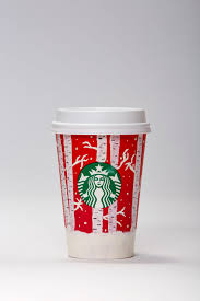new starbucks winter red cups every cup design