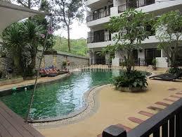 sur8432 2 bedroom apartment surin beach beside pool phuket