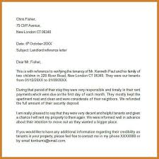 landlord reference letters sample job reference letter for a