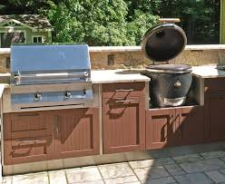 outdoor kitchen appliances custom ideas for covered mediterranean