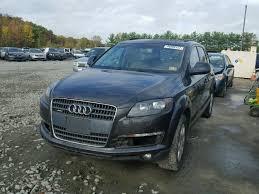 2007 audi q7 sale auto auction ended on vin wa1ay74l67d038307 2007 audi q7 in nj